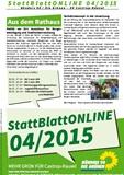 StattBlattONLINE 04/2015