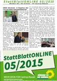 StattBlattONLINE 05/2015