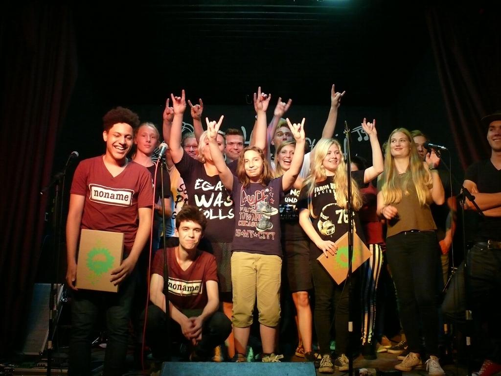 """""""noname"""" aus Castrop-Rauxel gewinnt 9. Auflage des Green Newcomer Musiccontest"""