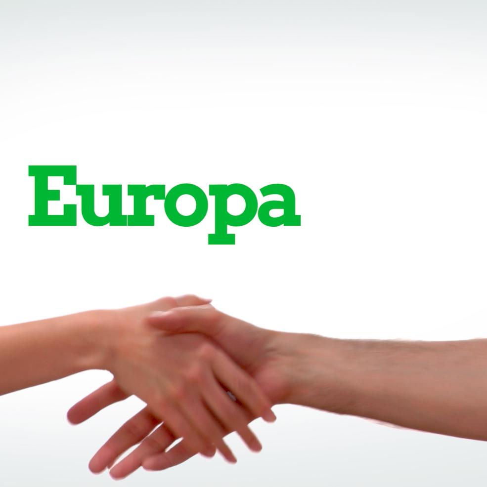 Grüne Wahlparty zur Europawahl