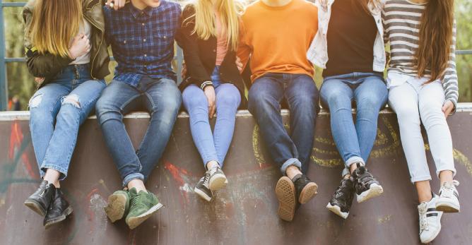 Vernetzungstreffen für junge Leute