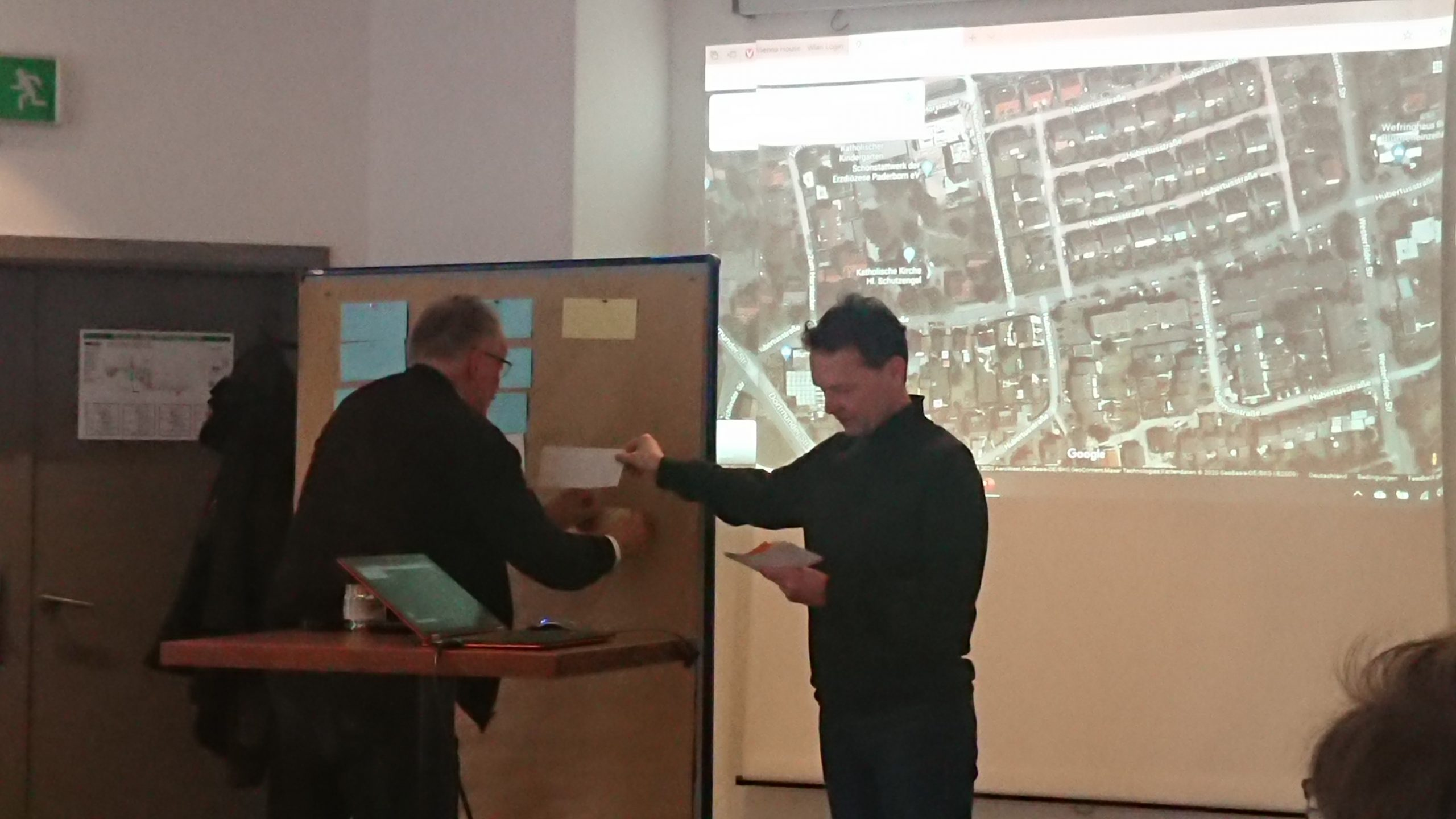 "Workshop ""Wohnungsbau in Castrop-Rauxel"""