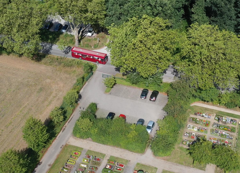 …wenn der Bus von Westerfilde nach Castrop-Rauxel fährt.