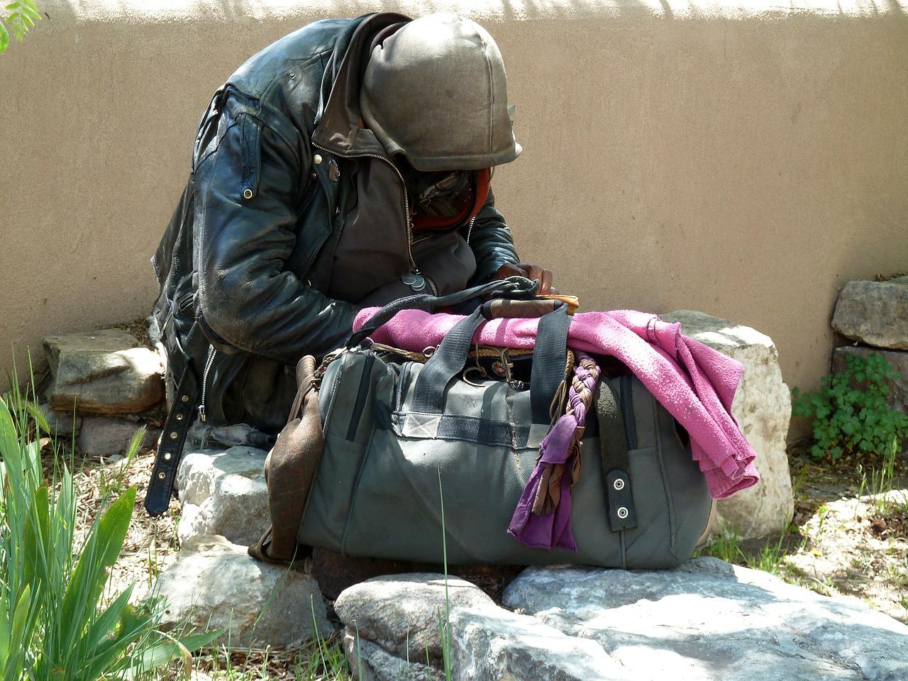 Grüne befürchten Verschärfung der Situation von Obdachlosen in Coronazeiten