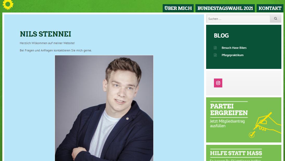 Nils Stennei – unser Kandidat für Berlin